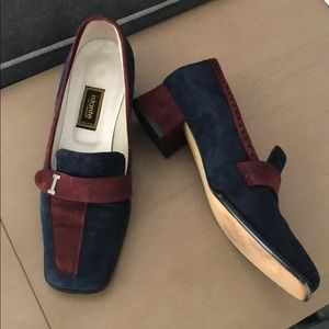 *istante by Versace* auth Women loafers_37.5_Italy